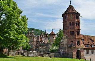 Jagdschloss Klosterruine Hirsau