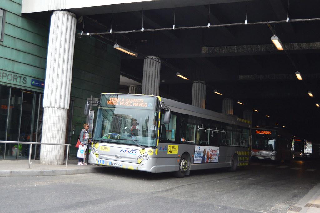 horaire bus stivo