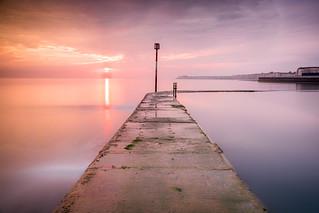 Walpole Bay sunrise