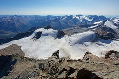 Grivola (3.969 m) (Stefano★) Tags: grivola montagna mountain natura nature silenzio silence estate 2017 summer ghiacciaio glacier roccia rock valle daosta