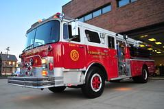 Fairmount Fire Company Squrt 14 (Triborough) Tags: pennsylvania engine firetruck pa fireengine mack swab ffc lansdale montgomerycounty mackcf fairmountfirecompany squrt14 squrt