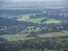 View from Stuttgart television tower (schauplatz) Tags: city deutschland fernsehturm landschaft stadt stuttgart cityscape landscape televisiontower view