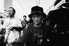 Mark Of Life (Meljoe San Diego) Tags: meljoesandiego ricoh ricohgr streetphotography street streetlife closeup candid monochrome philippines