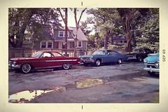 Childhood Memories 4616 1st S, Arlington-VA (gpholtz) Tags: diorama miniatures 118 diecast chevrolet impala 1961 1967