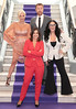Denise Van Outen, Lucy Kennedy, Jason Byrne and Michelle Visage of new TV3 Show Ireland's Got Talent pictured as TV3 unveiled its programming plans for Autumn 2017 at The National Concert Hall, Dublin. Pictures: Brian McEvoy
