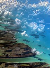 Blue Marble (Robyn Hooz) Tags: ecological eco caribbean coastline costa reef barriera azzurro terra mare future nofuture sabbia mankind survive