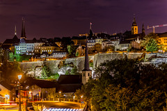 IMG_6146 (ZoRRaW photography) Tags: luxembourg night nightphotography buildings