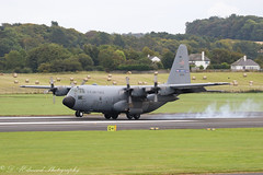 USAF Hercfest  16-9-17 (Dougie Edmond) Tags: c130 hercules usaf plane airplane military aircraft