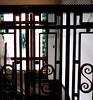 Scent of dust (emocjonalna) Tags: lodz witraz architektura architecture details interior decoration stainedglass poland polska secession europe window