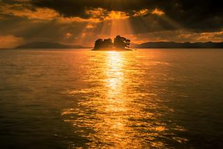 sunset 4556