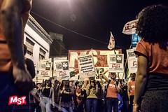 (chanogiusti) Tags: aparición con vida de santiago maldonado el estado es responsable movimiento socialista los trabajadores mst nueva izquierda protesta night calle people ¿dóndeestásantiagomaldonado