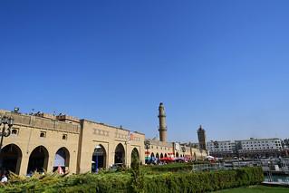 Qaisary Bazaar near the Citadel, Erbil / Iraqi Kurdistan