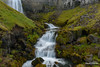 Moss and Basalt (kevin-palmer) Tags: europe iceland snæfellsnespeninsula fall autumn september nikond750 rif svödufoss falls waterfall flowing water river basalt green grass moss mossy tamron2470mmf28