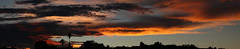Sunset 8 24 17 #27 Panorama (Az Skies Photography) Tags: sun set sunset dusk twilight nightfall cloud clouds sky skyline skyscape rio rico arizona az riorico rioricoaz arizonasky arizonaskyline arizonaskyscape arizonasunset august 24 2017 august242017 82417 8242017 canon eos 80d canoneos80d eos80d canon80d