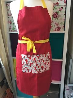 Sisterthreads apron