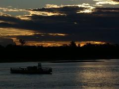 Por do Sol - Rio Tocantins (ricardocastro12) Tags: por do sol rio tocantins carolina maranhão