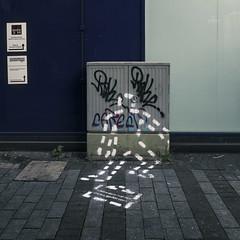 Silhouette (Julio López Saguar) Tags: juliolópezsaguar publicidad advertising urban urbano silhouette silueta köln colonia alemania germany calle street concepto concept