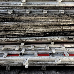 the stack (j.p.yef) Tags: peterfey jpyef yef constructionzone stack digitalart photomanipulation texture square