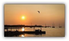 Sunset on San-Antonio (Ibiza) (jldum) Tags: smartphone apple iphone sea espagne baléares couchédesoleil sunrise sunset ibiza