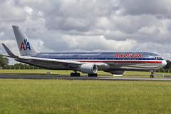 N377AN | American Airlines | Boeing B767-323(ER)(WL) | CN 25446 | Built 1992 | DUB/EIDW 22/07/2017 (Mick Planespotter) Tags: aircraft airport dublinairport collinstown 2017 nik sharpenerpro3 n377an american airways boeing b767323erwl 25446 1992 dub eidw 22072017 aa b767