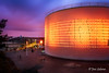 Öljysäiliö 468 (Joni Salama) Tags: longexposure arkkitehtuuri exposureblending oljysäiliö laajasalo yökuva helsinki suomi uusimaa finland fi building architecture nightscape night photography nightphotography