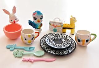Fairyland Tableware Random Pieces
