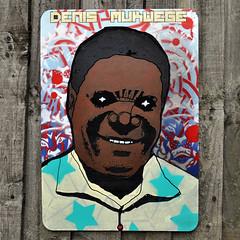 Denis Mugweke (id-iom) Tags: acrylicpaint aerosolpaint art arts brixton congo cool denis england eyes face graffiti gynecologist head idiom london man mugweke paint portrait smile spraypaint street uk urban