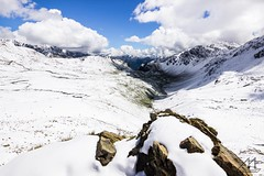 Nevicata Estiva (Andrea Moraschetti Photography) Tags: ngc snow white summer mountains mountain landscape view italian place italy pejo valley trentino clouds sky canon pns stelviopark parco nature natura