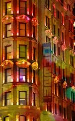 Dream Hotel (Thomas Hawk) Tags: newyork manhattan night nyc newyorkcity architecture dreamhotel hotel fav10 fav25 fav50