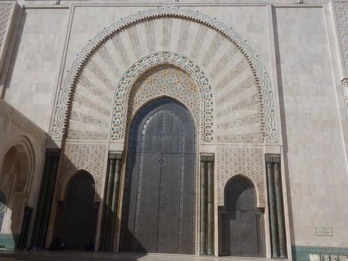 La mosquée Hassan II (4)