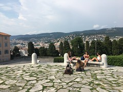Locals in Trieste