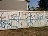 WET BACK POWER (northwestgangs) Tags: everett snohomishcounty gangs ganggraffiti surenos crips