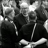 A Liverpool Bishop for ALL (* RICHARD M (Over 7 MILLION VIEWS)) Tags: street candid mono blackwhite bishopofliverpool bishop anglicanbishopofliverpool anglicanbishop cofe anglican rtrevpaulbayes bishoppaulbayes clergyman anglicanclergyman christianclergyman christianbishop christians anglicans protestant protesrantism protestantbishop liverpoolpridesponsor liverpoolpride gaypride lgbt tolerance religioustolerance enlightenment liverpool liverpudlians scousers merseyside merseysiders europeancapitalofculture capitalofculture maritimemercantilecity unescomaritimemercantilecity crowds bald baldheaded baldhead specs specracles bespectacled glasses eyeglasses dogcollar religions inclusivity england unitedkingdom uk greatbritain britain britishisles multiculturism equality allgodschildren humanity evangelicalbishop evangelism evangelical manofhistime aheadofhistime intergration truebrits truthteller speakingtruthtopower celebrity celebrities localhero