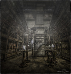 Yes, I see. Gigantic... (Yamabxl) Tags: hdr centralethermique decay panorama urbex usine abandoned abbandonato creepy derelict dereliction industry powerplant forgotten forbidden ghost gigantic highdynamicrange hidden germany boiler lostplaces prohibed prohibé urbanexploration urbexhdr verfall verlassen verlaten vertorama