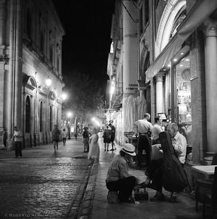 Los oficios de la calle