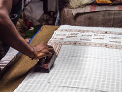Mumbai 2015 (hunbille) Tags: birgittemumbai2lr india mumbai dharavi slum city district printing block bombay