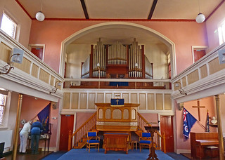 Earl's Barton Methodist Church, Northamptonshire