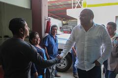 Colaboración y metas conjuntas, claves para un servicio público eficiente: Javier Villacaña