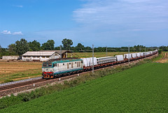 FS E652 147 (maurizio messa) Tags: alpc e652 tigre emiliaromagna cargo mau bahn ferrovia freighttrain fret guterzuge treni trains railway railroad nikond7100