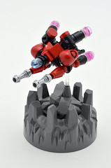 Black Widow 1 s (Klikstyle) Tags: lego microscale space spaceship fighter foitsop