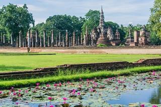 sukhothai - thailande 5