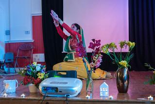 Hare Krishna spiritual culture festival.