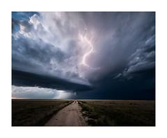 Night Storm II (Sandra Herber) Tags: stormchasing lightning texaspanhandle
