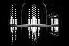 Reflections (PolishRebel) Tags: marocco casablanca the hassan ii mosque
