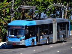 6 1558 Viação Cidade Dutra (busManíaCo) Tags: busmaníaco ônibus bus nikond3100 nikon d3100 viaçãocidadedutra caio millennium brt mercedesbenz o500ua bluetec 5