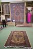 Taj Exotica  our souvenirs  small rug (blob59) Tags: taj exotica hotel tourists south luxury holiday silk carpet