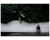 a man on a wall (warat.px) Tags: bkkstreet streetphoto bangkokstreet
