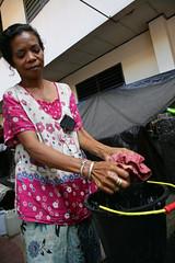 IDPs in Dili 3 june 2007.JPG-71 (undptimorleste) Tags: dildistrict idps internallydisplacedpeople metinaro woman women
