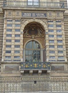 2017.07.14.056 PARIS - Le Louvre, Balcon de la galerie d'Apollon
