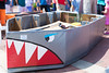 Reston Cardboard Boat Regatta - 2017 (Bosta) Tags: 2017 boat cardboardregatta lakeanne race reston restonmuseum restonvirginia whattheduct virginia unitedstates us